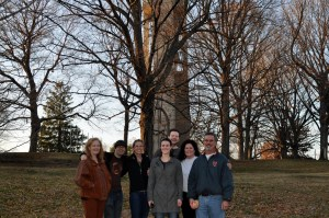 Dan's family in Springfield, IL