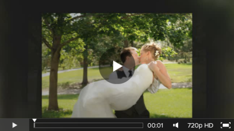 Dan and Erin Get Hitched